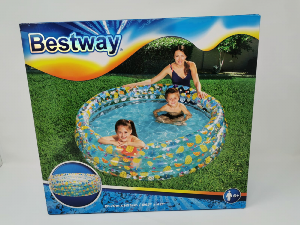 Bestway Tropical Paddling Pool